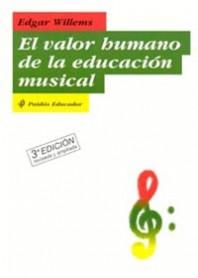 el valor humano de la educacion musical edgar willems pdf