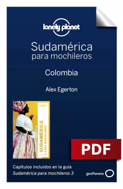 Sudamérica para mochileros 3. Colombia